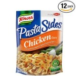Quick and Easy Chicken with Pasta