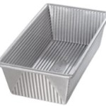 10″ x 5″ x 3″ Loaf Pan made by USA Pans