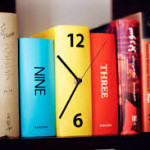 Book Shelf/Table Clock
