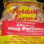 4 lbs Chicken Wing Flats & Drumettes