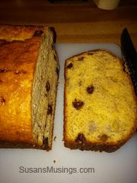 Easy 3-Ingredient Banana Bread