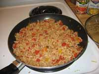 Cheesy Spanish Rice Recipe