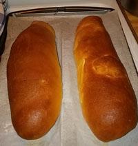 Fresh Baked Sub Rolls